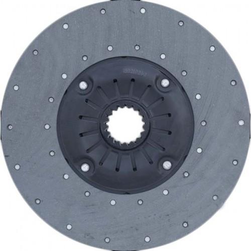 Диск сцепления (мягкий) 150.21.024-2 (Т-150 М, СМД-60)