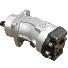 Аксиально-поршневой нерегулируемый гидромотор 310.3.56.00.06 аналог МН 56/32 (вал шлицевой)