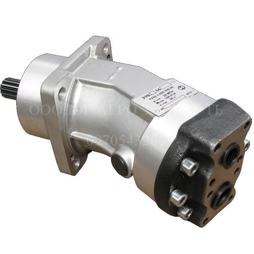 Аксиально-поршневой нерегулируемый гидромотор 310.56.00.06 аналог МН 0.56/32