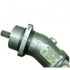 Аксиально-поршневой нерегулируемый гидромотор 310.2.28.00.05 аналог гидромотор МГ2.28/32.7.В (вал - шлицевой)