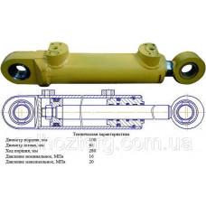 Гидроцилиндр ГЦ-100.63.280.655.00
