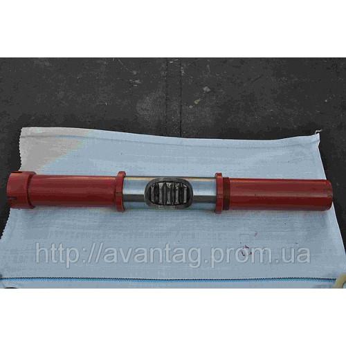 Гидроцилиндр поворота стрелы (реечный) 80*350*57 (ПФ-1А, ПФ-1Б, П-0,8Б, ПЭ-048, ПЭК 33.00)