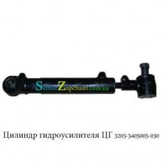 Гидроцилиндр гидроусилителя ГУРа поворота ПАЗ-3202 ЦГ 3205-3405005-030