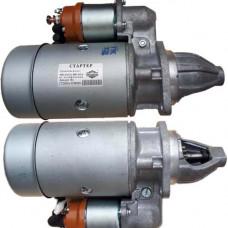 Стартер СТ230К-3708000 ЗиЛ-130 ЗиЛ-131 ЛАЗ ЛиАЗ