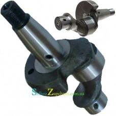 Вал коленчатый компрессора 53205-3509110 1-но цилиндровый КАМАЗ